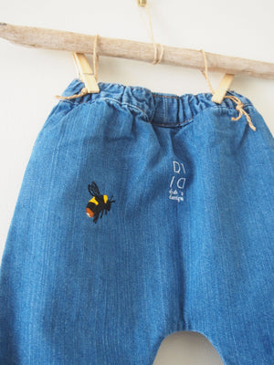 Baby Bees denim trousers