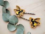 Bee Hair pins
