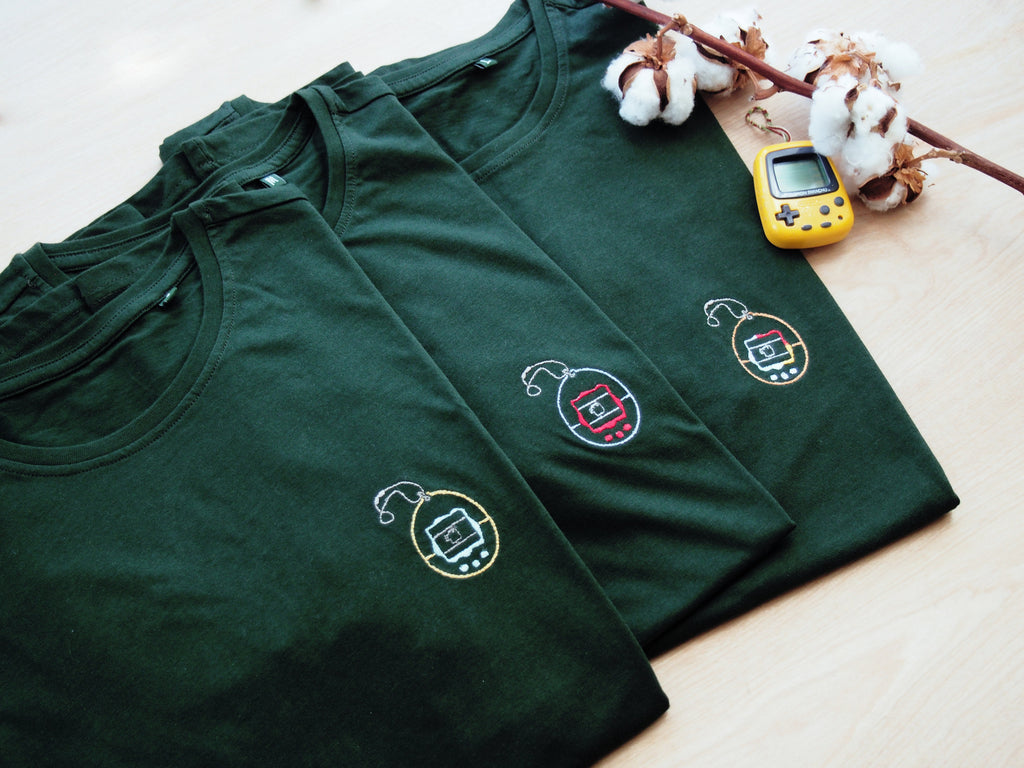 Limited Editon Tamagotchi Pet t-shirts