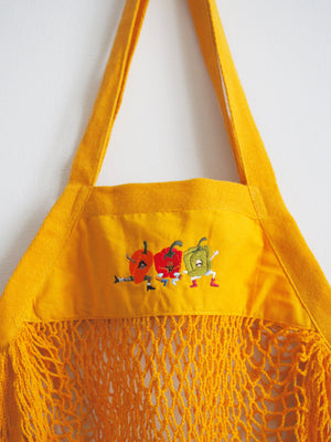 Dancing Peppers Net Shopper