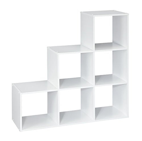 Closetmaid 1043 Cubeicals 3-2-1 Cube Organizer, White