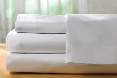 Hotelsheetsdirect 3 Piece Premium Microfiber Bed Sheet Set - 1600 Series Thread Count, Wrinkle, Fade, & Stain Resistant. (Twin, White)