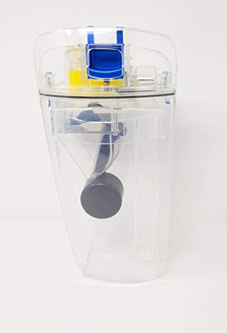 Hoover Dirty Water Tank Assembly Complete With Lid &Amp; Float- For Floormate Spinscrub Bh55100 Oem Part