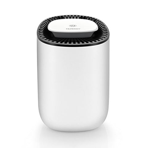 Tenergy Sorbi Mini Air Dehumidifier, Auto Shut-Off, Ultra Quiet Dehumidifier With Led Indicator, Portable Dehumidifier For Small Spaces, Closets, Small Bedroom, Office