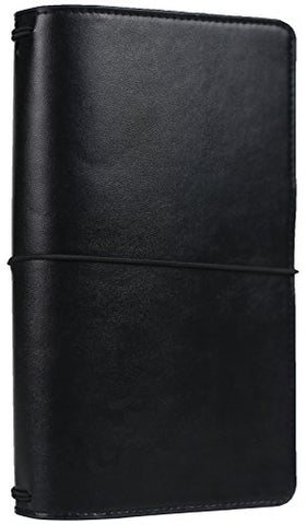 Echo Park Paper Company Travelers Notebook-Black