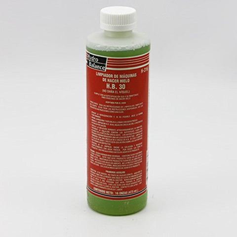 H.B. 30 Ice Machine Cleaner