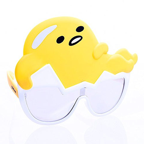 Sun-Staches Costume Sunglasses Gudetama Party Favors Uv400