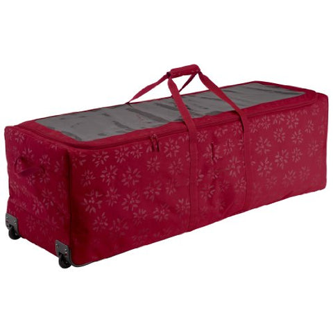 Classic Accessories Seasons Christmas Tree Rolling Storage Duffel