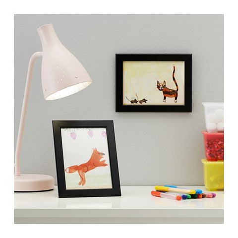 Ikea Frame Photo Picture 5 X 7 Black
