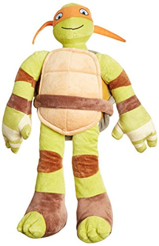 Nickelodeon Teenage Mutant Ninja Turtles Michelangelo Pillowtime Pal