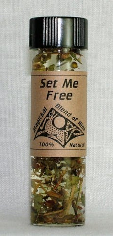 Set Me Free Magical Oil