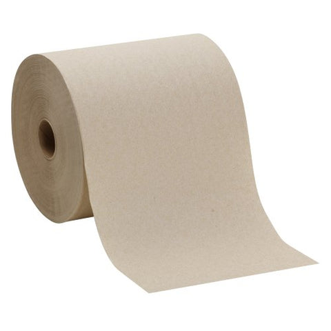 Georgia-Pacific Envision 26301 Brown Hardwound Roll Paper Towel, (Wxl) 7.87 X 800' (Case Of 6 Rolls)