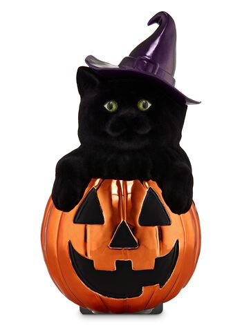 Bath And Body Works Pumpkin Kitten Nightlight Wallflowers Fragrance Plug.