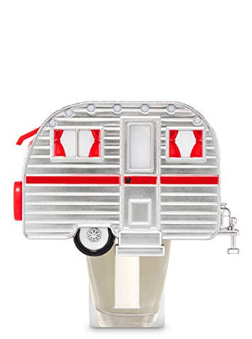 Bath And Body Works White Barn Classic Camper Wallflower Plug In Night Light