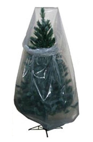 Clear Poly Vinyl Christmas Tree Storage Bag