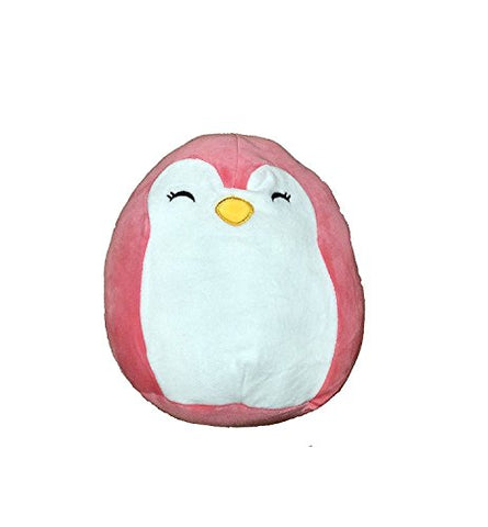 Squishmallow Kellytoy 8  Piper The Pink Penguin Super Soft Plush Toy Pillow Pet Pal Buddy (Piper The Pink Penguin)