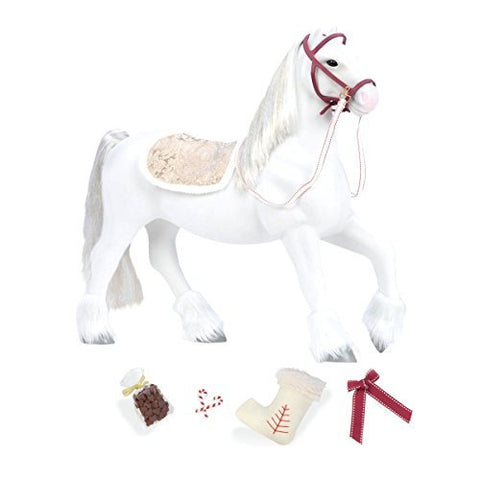 Our Generation 20  Clydesdale Horse For 18  Dolls