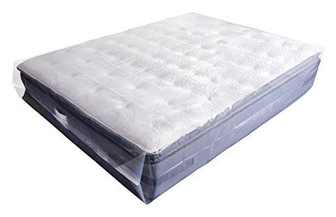 Cresnel Queen Size Super Thick Heavy Duty Mattress Bag  Fits Standard, Extra-Long, Pillow-Top Variation  Durability Guarantee For Moving And Long Term Storage