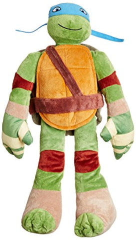 Nickelodeon Teenage Mutant Ninja Turtles Pillowtime Pal Pillow, Leonardo