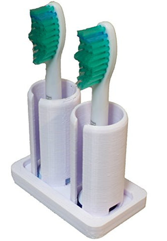 Sonicare Tooth Brush Head Holder By Artifex Design (Sonicare 2)