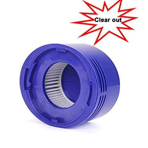 Kelife Replacement Post Filter Fits Dyson V8 And V7 Animal Cordless Hepa Vacuum Cleaner Compatible Dyson Hepa Style Post Filter, Compatible To Part # 967478-01