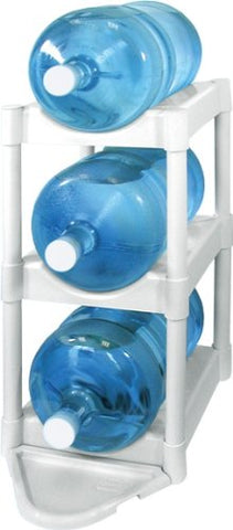 Bottle Buddy 3-Tier With Floor Protection Kit