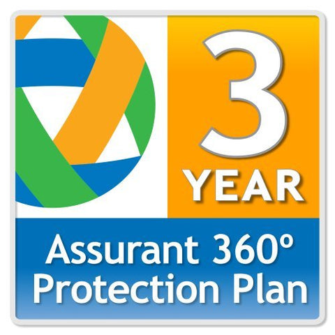 Assurant 3-Year Houseware Extended Protection Plan ($25-$49.99)