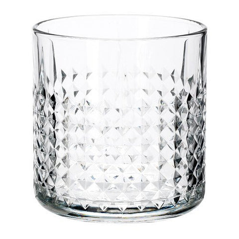 Ikea Frasera Whiskey Glasses - Set Of Six (6) - 10-Ounce Glasses