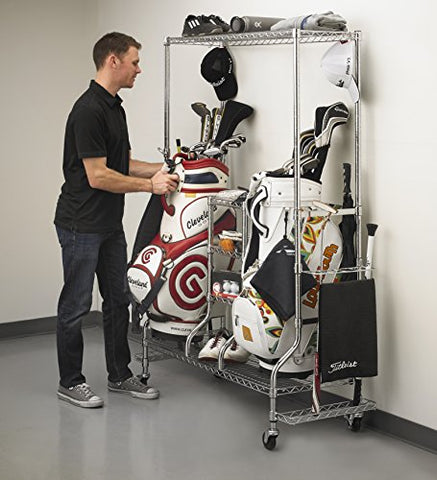 Saferacks - Golf Equipment Organizer