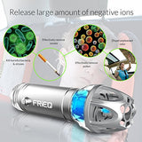 Car Air Purifier, Frieq Car Air Freshener And Ionic Air Purifier | Remove Dust, Pollen, Smoke And Bad Odors - Available For Your Auto Or Rv