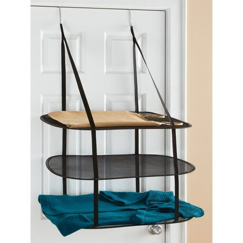 Greenco 3 Tier Over The Door Drying Rack