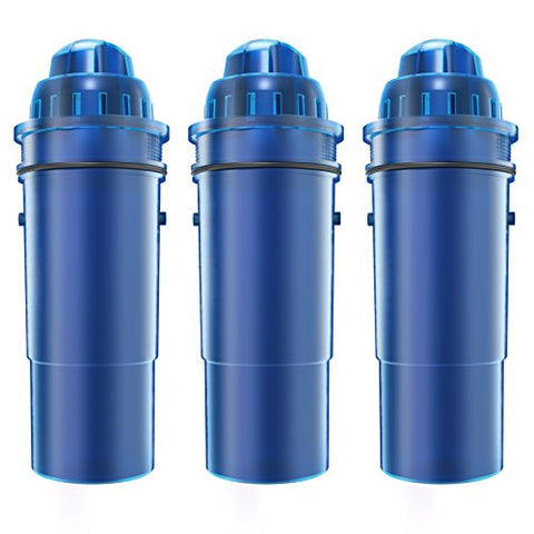 Aquacrest Crf-950Z Replacement For Pur Crf-950Z Pitcher Water Filter