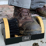 Boot Brush Cleaner Floor Mount Scraper Commercial With Hardware Indoor / Outdoor