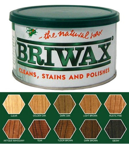 Briwax Original Furniture Wax 16 Oz - Antique Mohagony