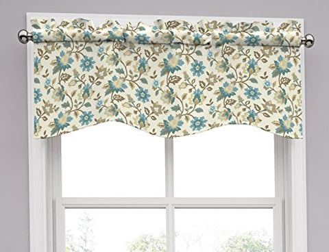 Waverly Traditions By Set In Spring Wave Valance Spa