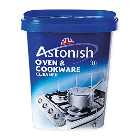 Astonish Oven/Cookware Cleaning Paste (17 Oz - 3 Pack)