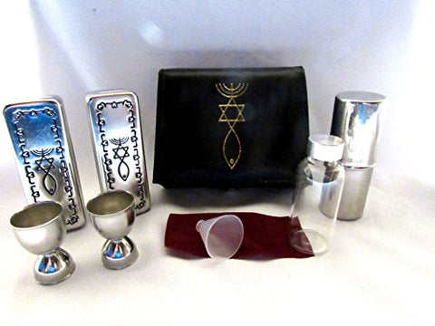 Messianic Portable Communion Travel Set New By Bethlehem Gifts Tm