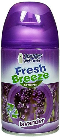 Fresh Breeze Air Freshener Spray Refills 250Ml Each ( 17 Available Kinds + Assorted Option )