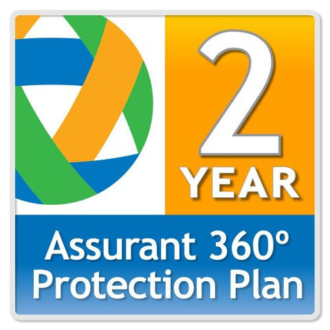 Assurant 2-Year Houseware Extended Protection Plan ($100-$124.99)