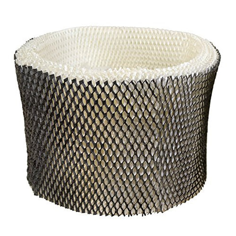 Hqrp Wick Filter For Kenmore Km3855C 04907 Humidifier + Hqrp Coaster