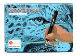 Cuttlelola Dotspen World'S First Electric Drawing Pen For Illustrator,Stippling,Zentangle