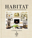 """""""Habitat: The Field Guide to Decorating"""" Book"""