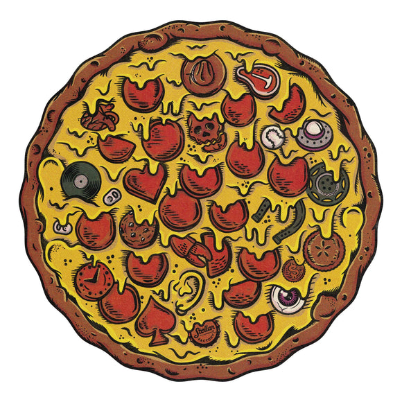 Pizza Puzzles: Pepperoni
