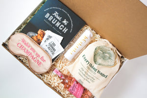 Breakfast in Bed // Gift Box