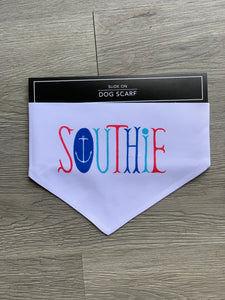 Southie Dog Scarf