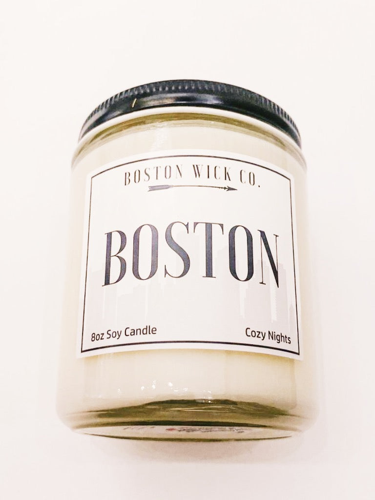 Boston Candle