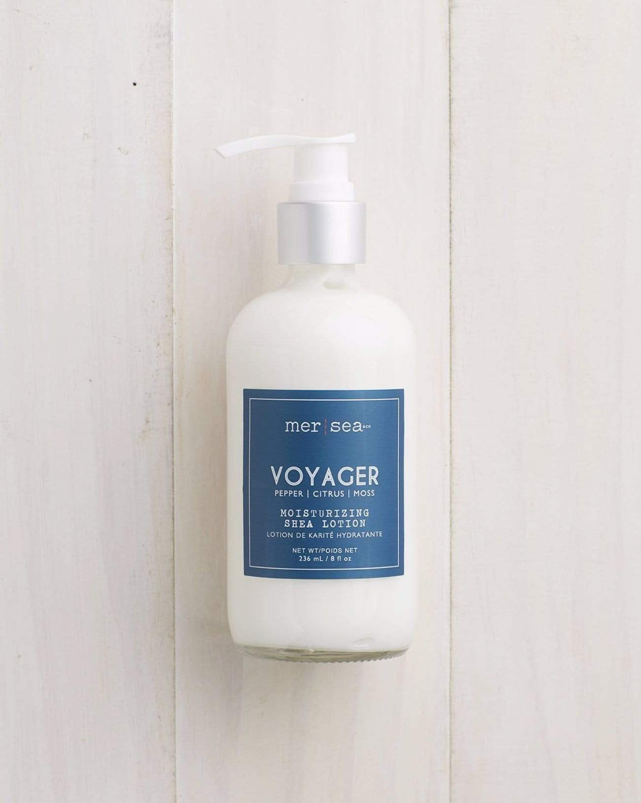 Voyager Hand Soap & Lotion Set
