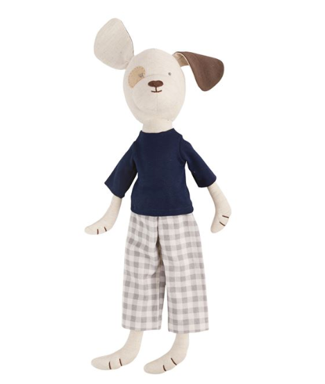 Large Gingham Pant Puppy Doll