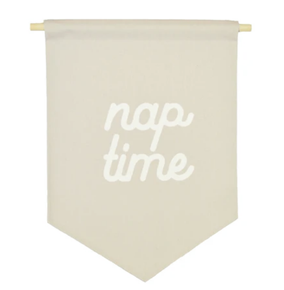 Nap Time Banner