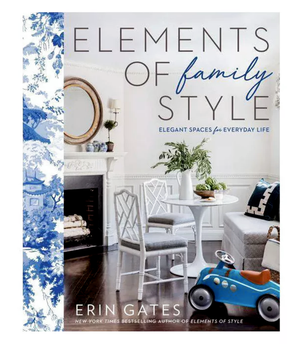 Elements of Family Style Book
